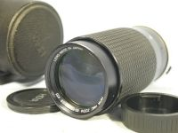 ' 80-200mm ' Olympus OM Fit 80-200mm Zoom Macro Lens Cased -MINT- £12.99